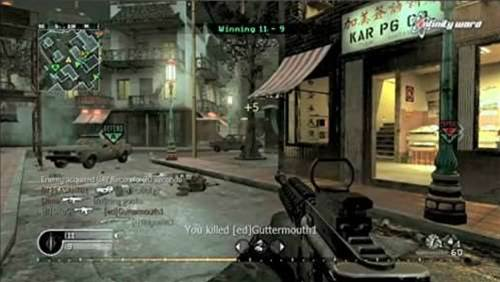 Call of Duty Asia MMO? Could it have happened...