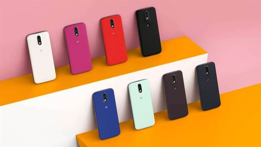 The new Motorola Moto G4 and Moto G Plus have landed