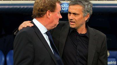 Redknapp: Mourinho would not have kept QPR up