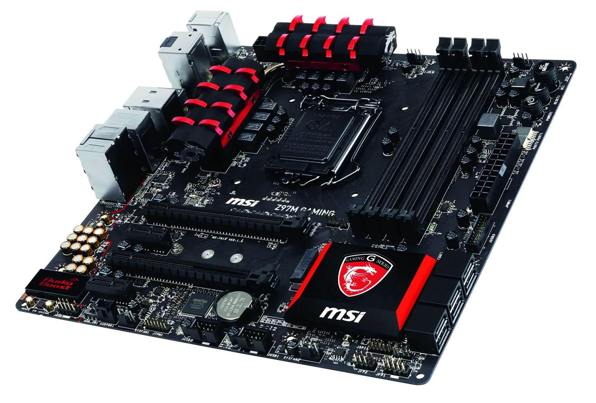 Review: MSI Z97M Gaming