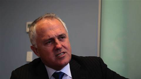 Turnbull attempts to change Telstra split bill