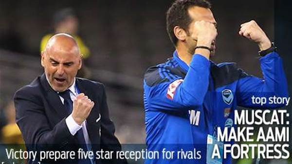Muscat's five star reception for rivals