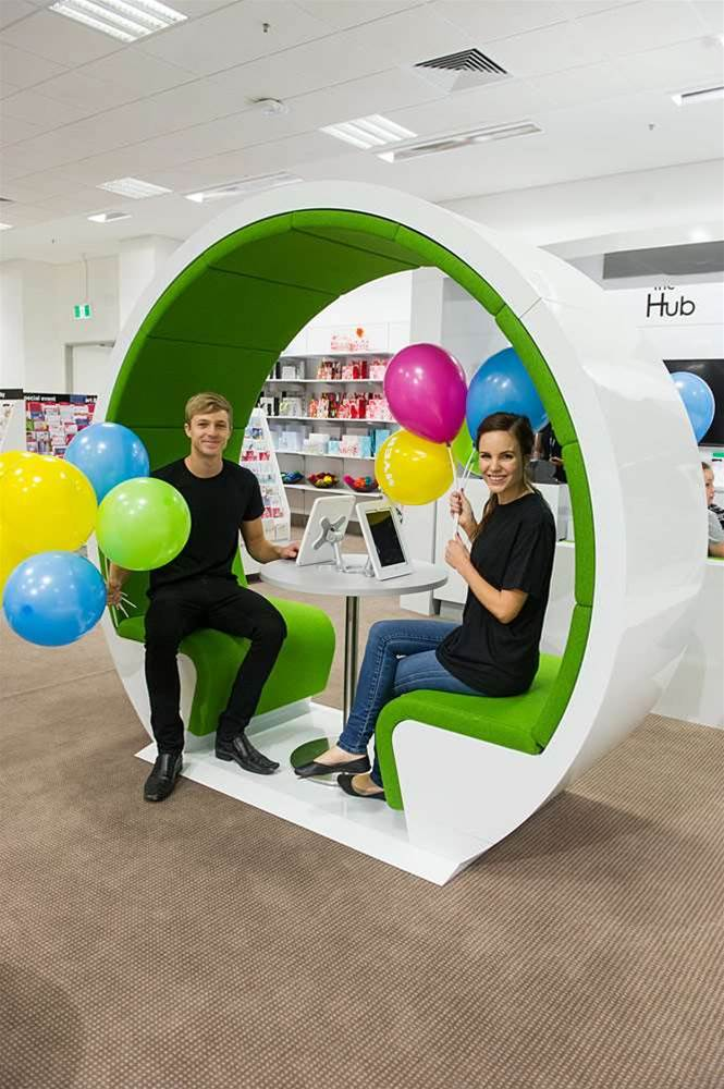 Myer trials 'The Hub' in-store omni-channel centre