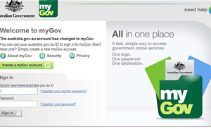 DTO takes over MyGov