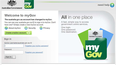 myGov struggles under tax return load