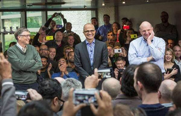 Microsoft hopes new, old blood can rekindle magic