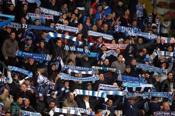 Napoli cancel pre-match party after bus crash