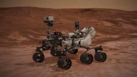 Become a Martian with NASA's Curiosity simulator