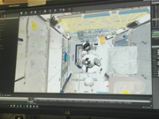 NASA is sending astronauts to a virtual space station