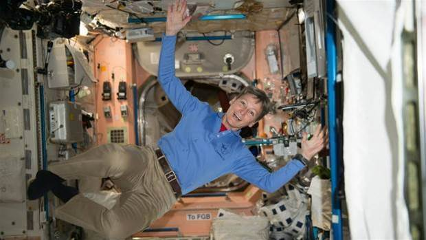 NASA's Peggy Whitson smashes all kinds of records as she returns to Earth