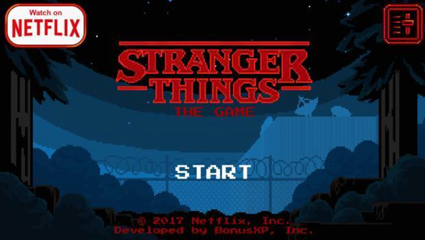 Netflix releases a free, retro Stranger Things mobile game ahead of new season