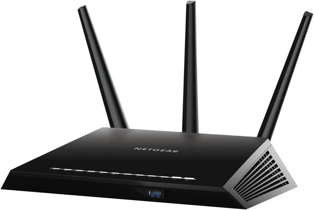 Win Netgear's hot new high-performance Nighthawk router!