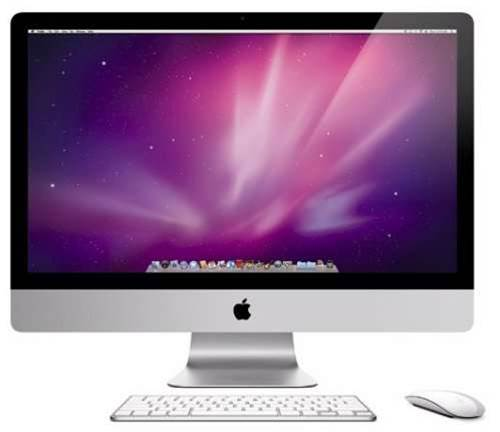 Apple takes wraps off Sandy Bridge iMacs