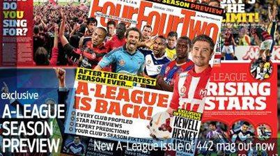 A-League Season Preview Issue