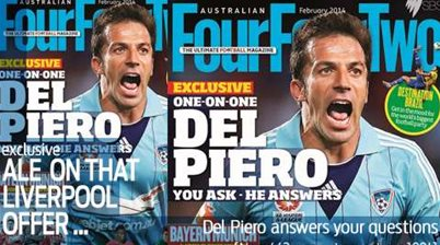 Del Piero on that Liverpool offer
