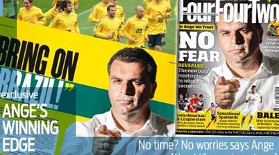 Ange's winning edge ethos