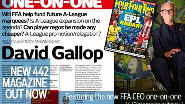 New FourFourTwo mag out now