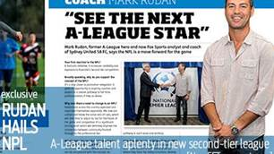 """See the next A-League star"""