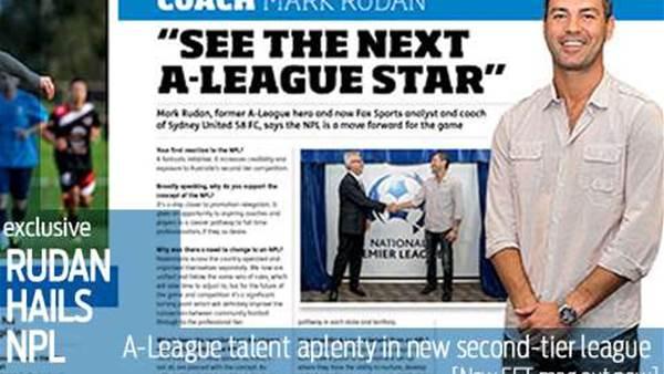 """See the next A-League star"""