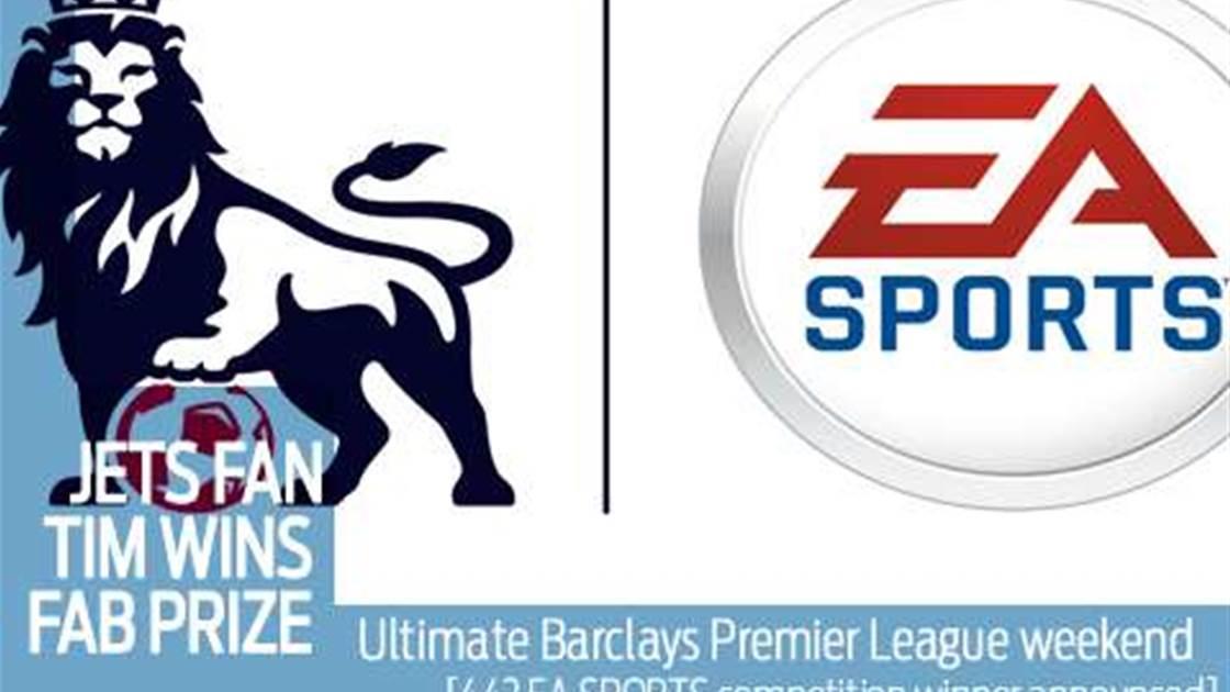Jets fan wins EA SPORTS EPL comp
