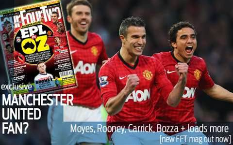 Man United in Oz FFT issue