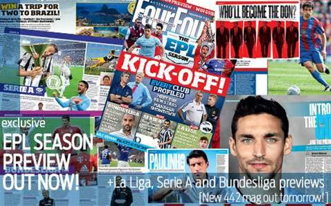 442's EPL season kick off issue