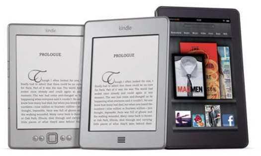 Hands On: Amazon's Kindle Fire Tablet and Cheaper, Smaller, Touch-Based Kindles