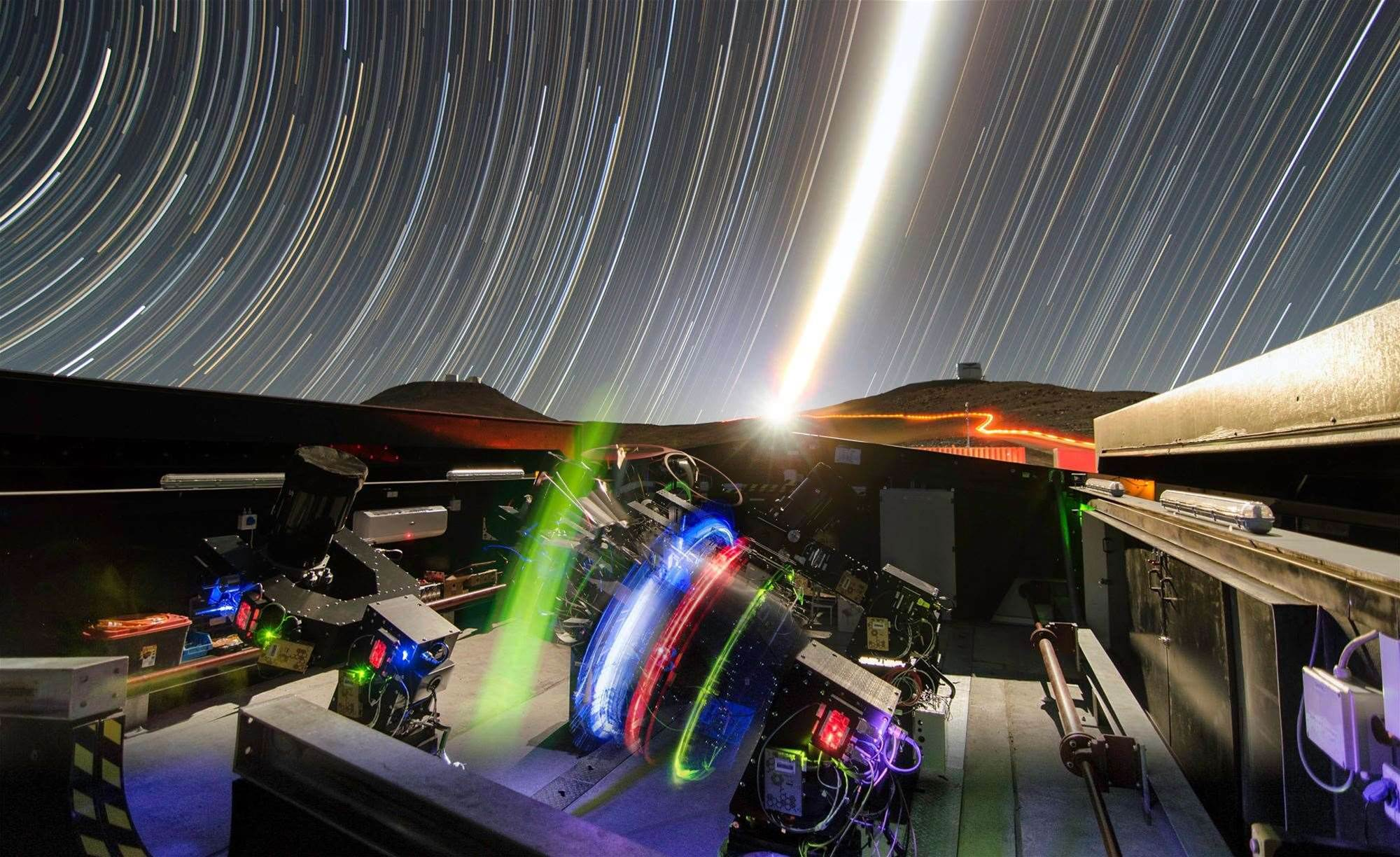 New Super-Earth-Hunting Telescope Array Opens Its Eyes To The Sky