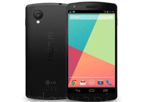 Google launches Android KitKat, Nexus 5 smartphone