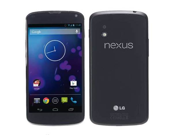 Nexus 4 reviewed: a superb mid-range smartphone