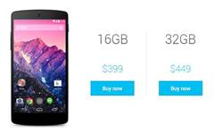 Picking a phone: buying on a Nexus 5 on a plan isn't necessarily cheaper