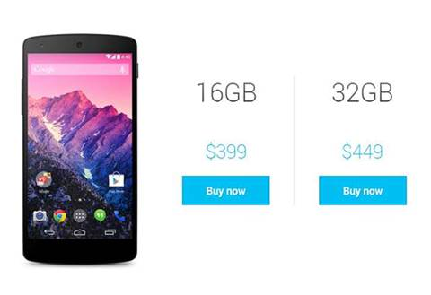 Not everyone wants an iPhone: Here's why the Nexus 5 is worth looking at