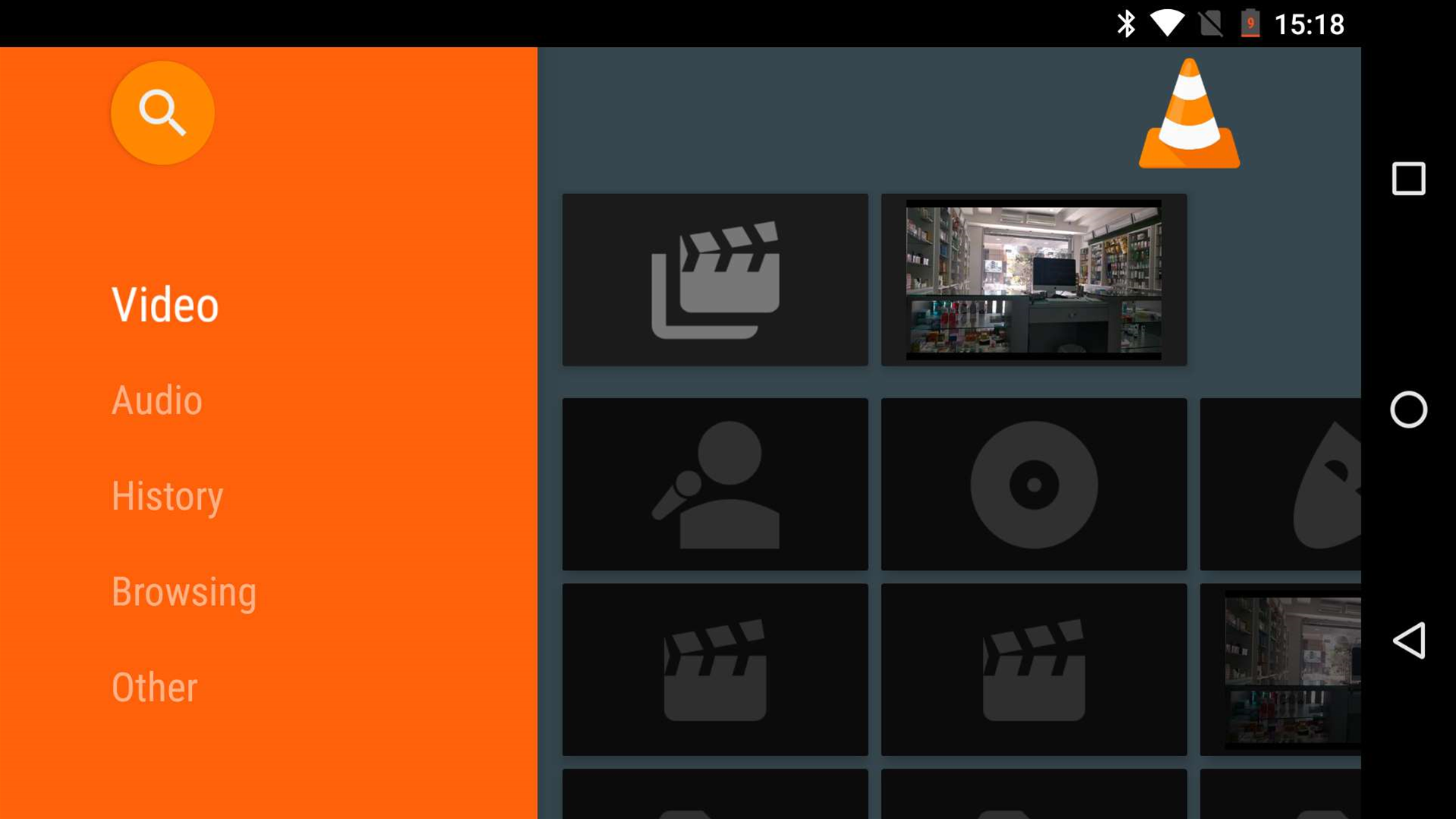 VLC for Android 2.0 merges Android TV and mobile builds together