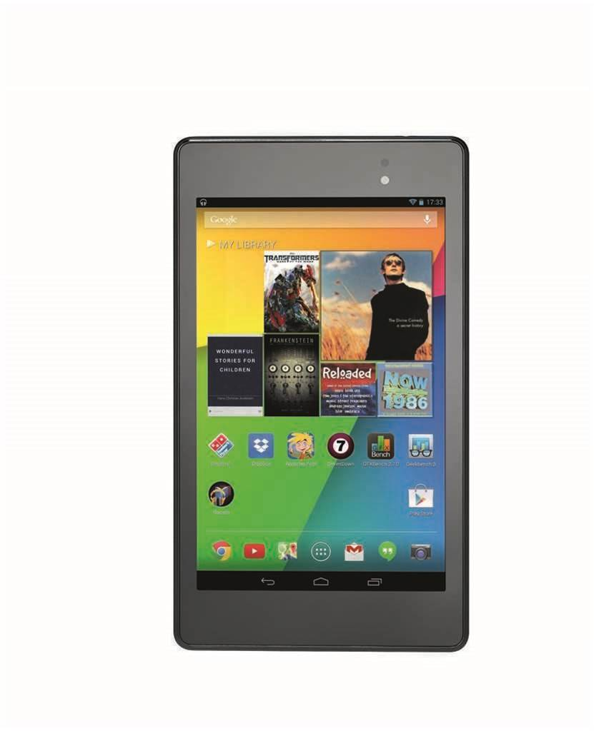 Review: Nexus 7 (2013)