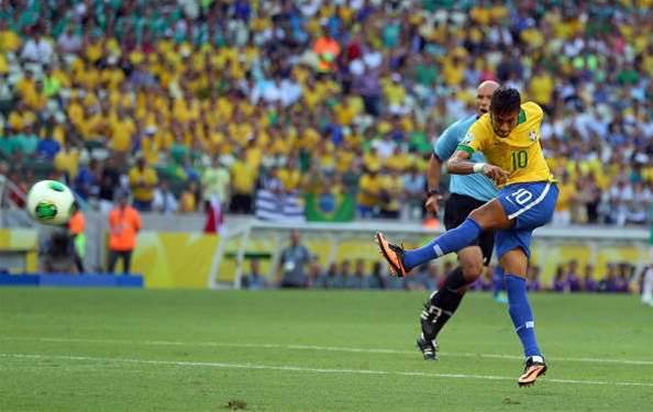 Brazil too good for Mexico