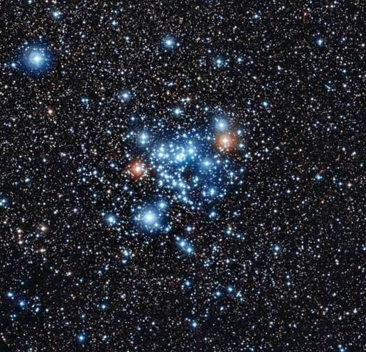 New Type Of Pulsing Star Discovered