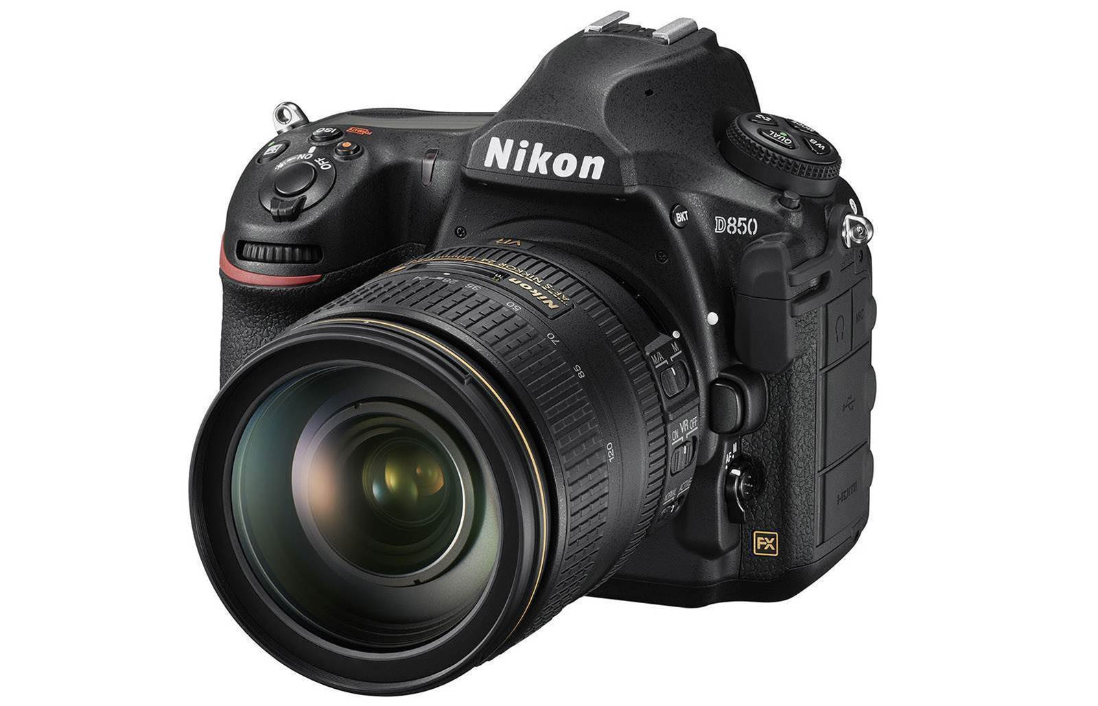 Nikon D850 has more megapixels than you know what to do with
