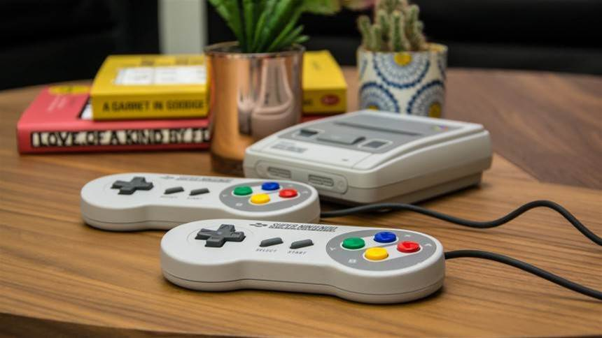You can now hack your SNES Classic Mini to get more games