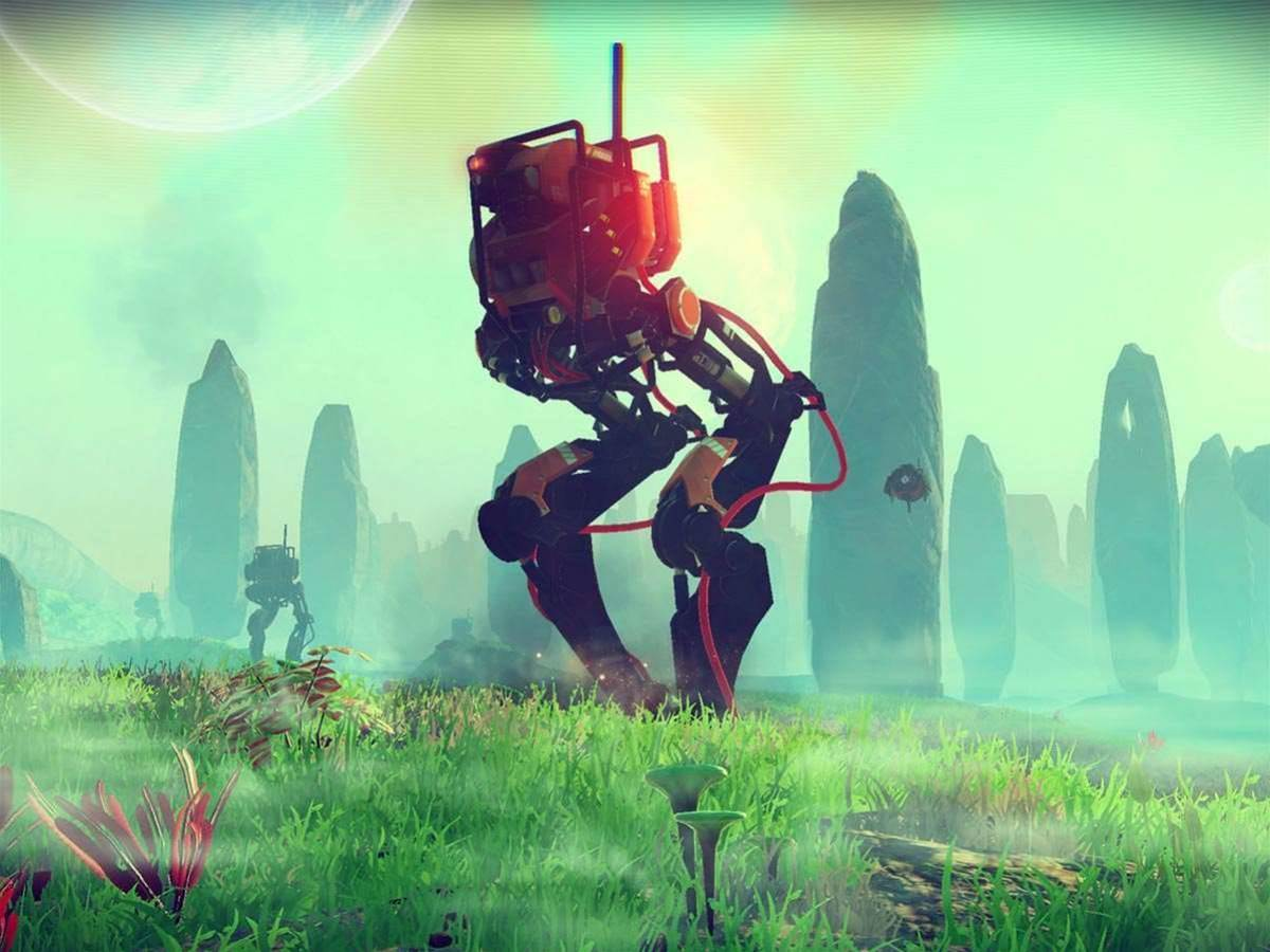 No Man's Sky: To talk or not to talk