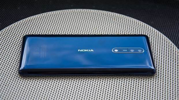 Nokia 8 review: a high-end handset for under $900