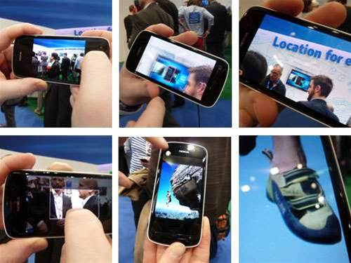 MWC 2012 – 41MP Nokia 808 PureView hands-on