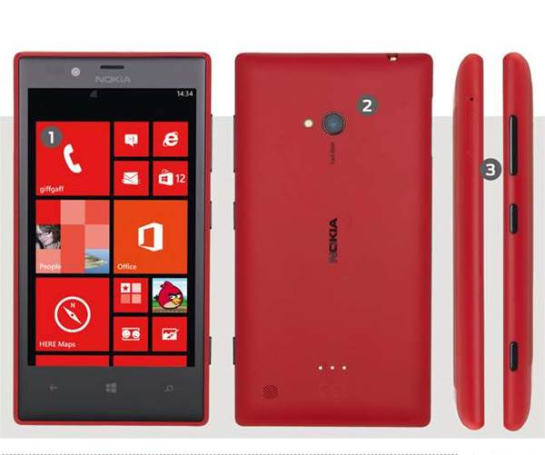 Nokia Lumia 720 reviewed: a Windows phone with superb battery life