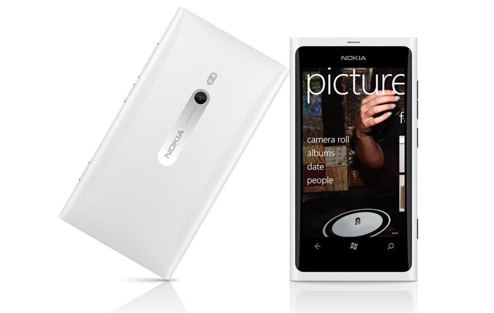 Reviewed: Nokia Lumia 800