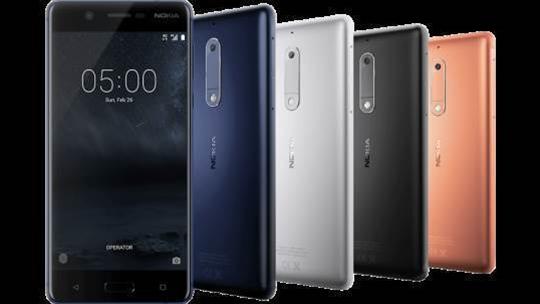Nokia 5: A sleek, metal-based budget smartphone