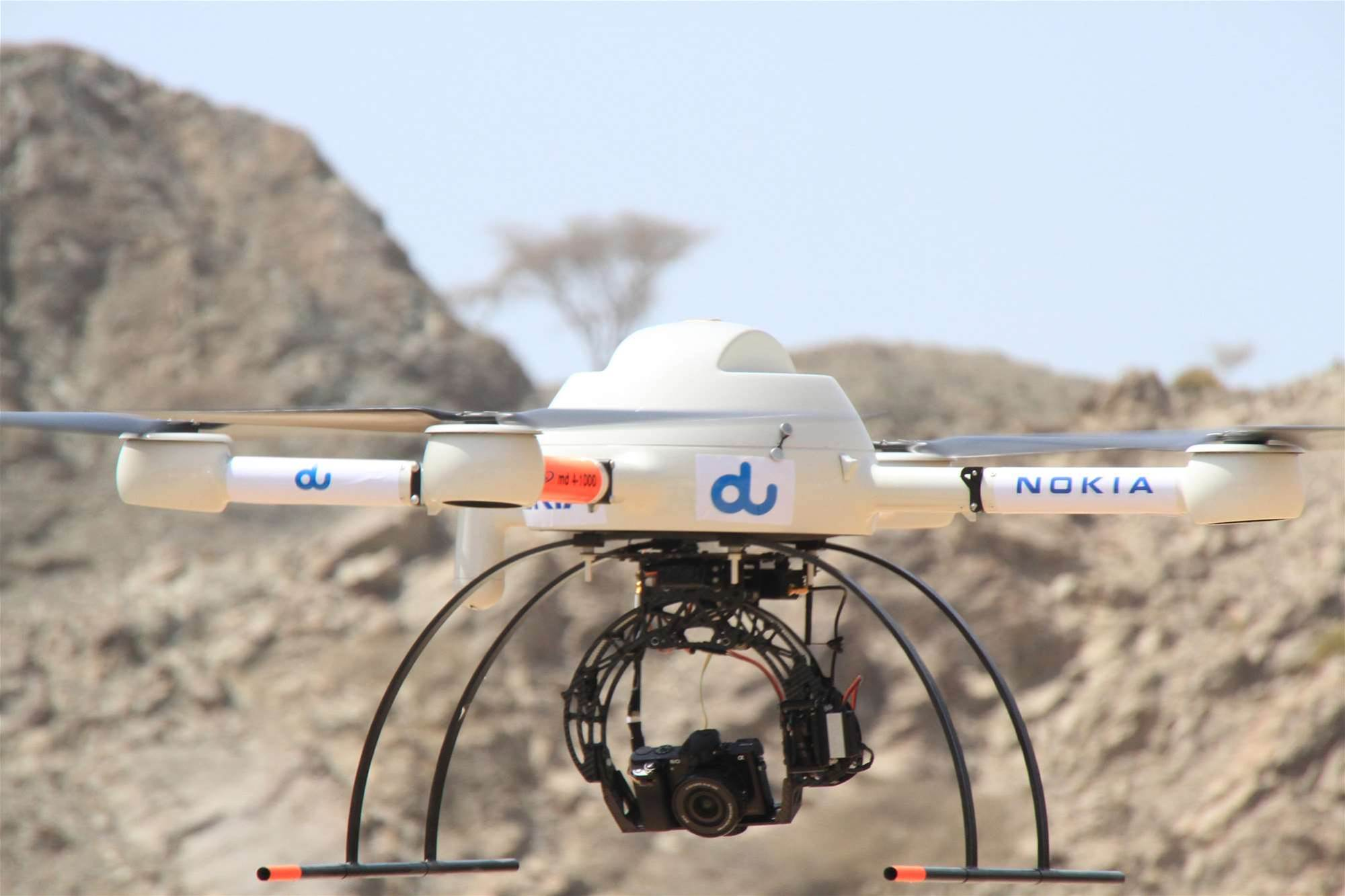 Nokia Networks testing drones for cell site optimisation