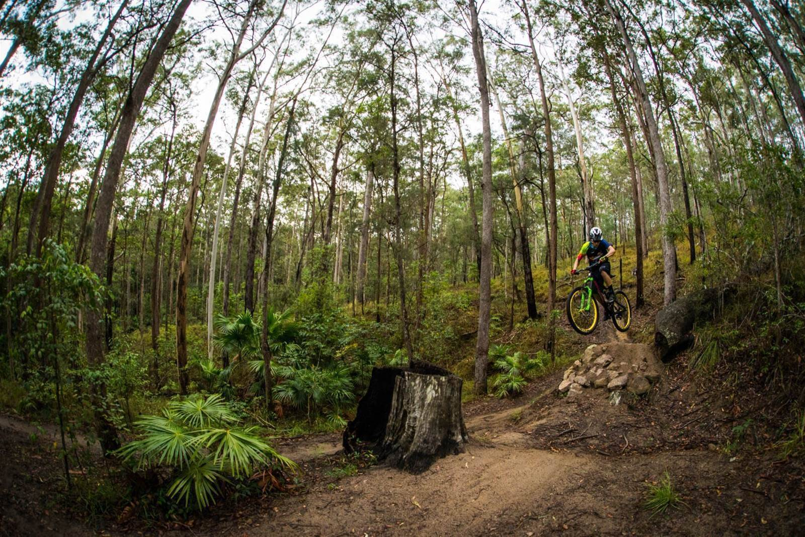 Queensland's mountain bike hot spots