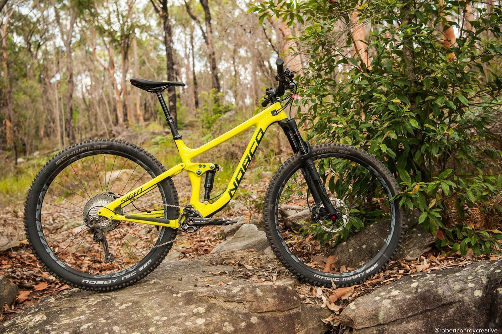 FIRST LOOK: Norco Sight Carbon 9.2