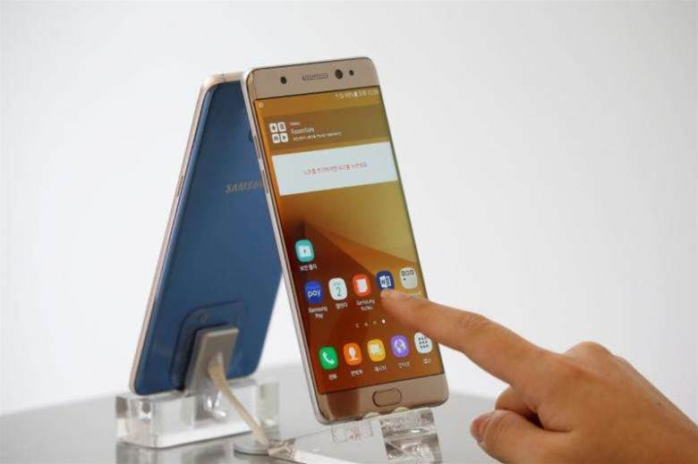 Samsung cripples Note 7 battery charging with update