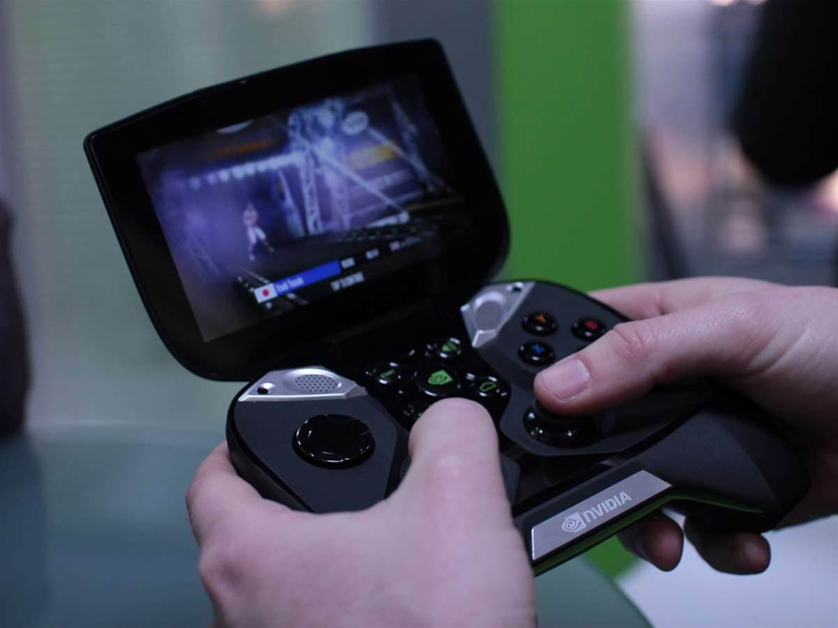 Nvidia Project Shield – Hands on