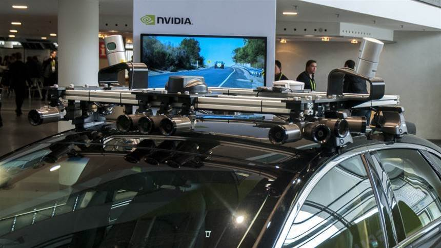 Nvidia's Drive PX Pegasus is just the tip of its automotive plans